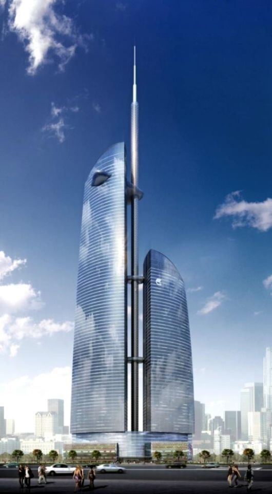 The Top 10 Global Skyscrapers Of 2015