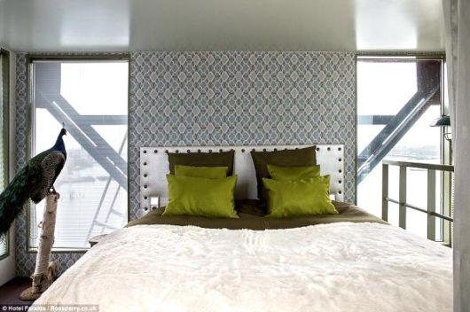 Worlds Oldest And Highest 250 Ton Crane Luxury Hotel