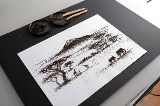 Amazing Illustrations Of Tea