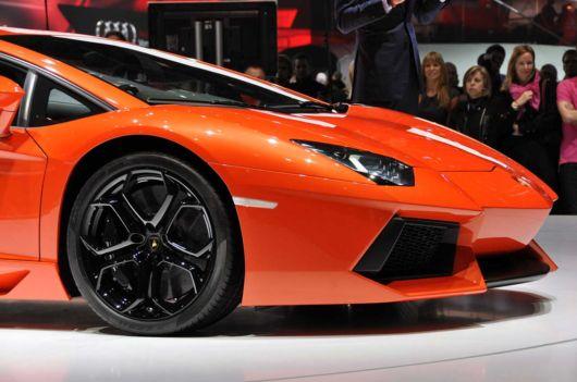 The Fabulous Lamborghini 2011