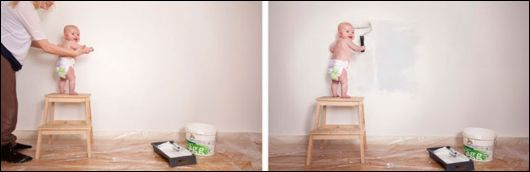 Creative Dad Photoshops Daughter Into Funny Situations