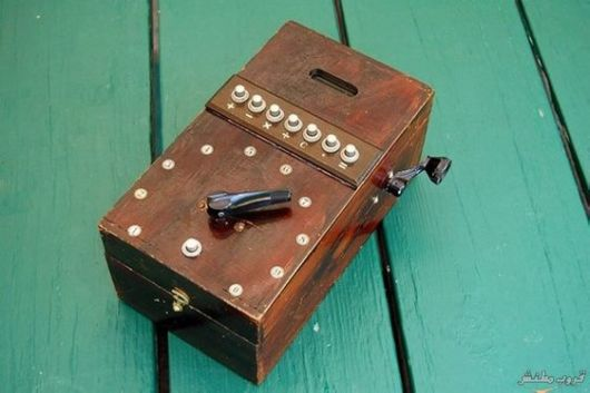 Oldest Calculator Produced In 1820