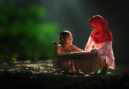 Everyday Life In Indonesian Villages