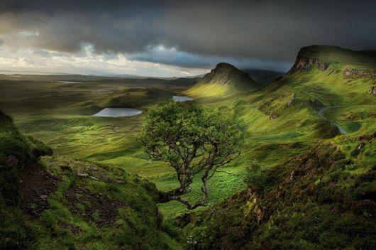Beautiful Views of Scotland