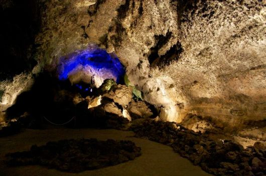 Most Interesting Volcano Tunnel In Spain