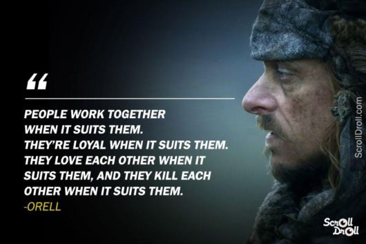 Most Memorable Quotes From Game Of Thrones