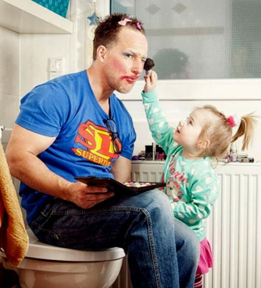 How To Be The Best Father On The Earth