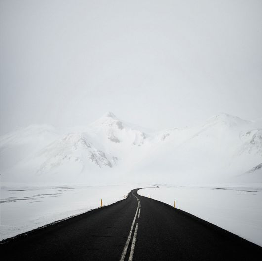 Dark Lonely Roads - Would You Walk On Them?