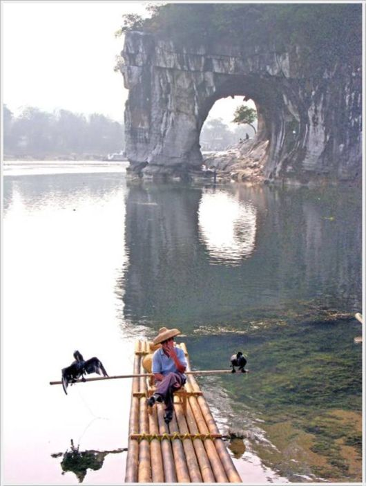 The Elephant Rock In China