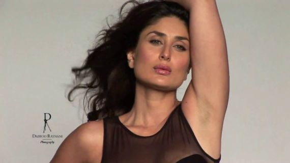Kareena Kapoor Khan In A Latest Shoot