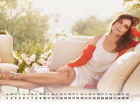 Cute Girls Wallpaper Calendar 2016