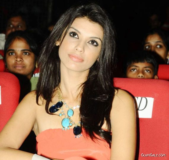 Gabriela Bertante At An Audio Launch