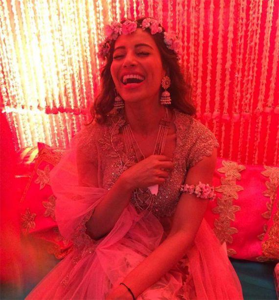 Bipasha Basu And Karan Singh Wedding Pictures