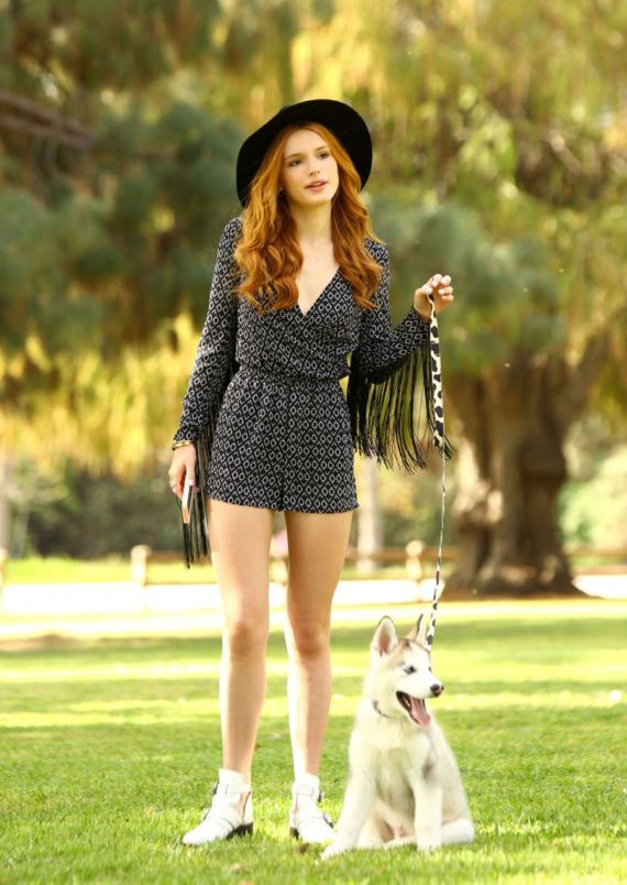 Bella Thorne By Sara Jaye Weiss Photoshoot