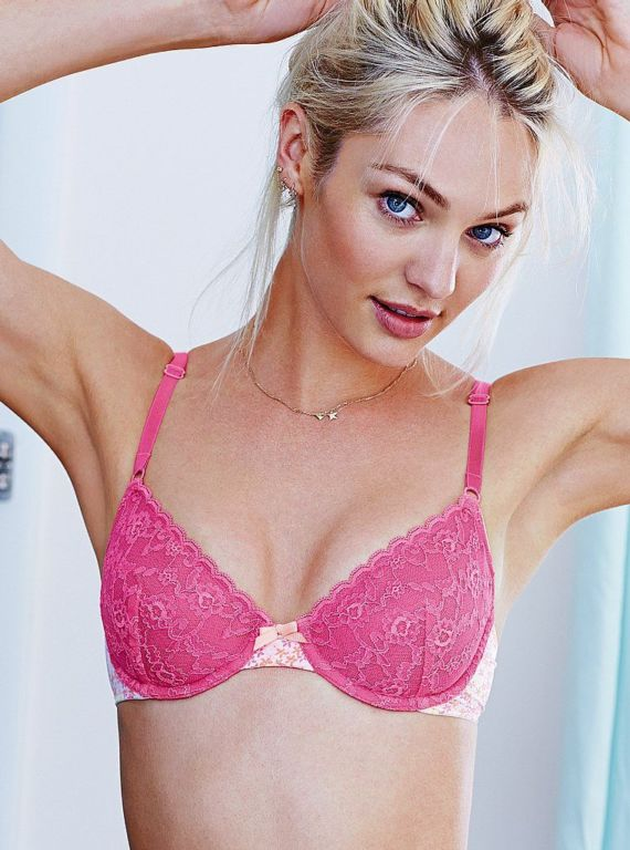 Candice Swanepoel For Victorias Secret Feb 2014