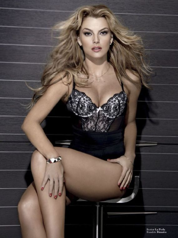 Marjorie de Sousa For OPEN Mexico Magazine