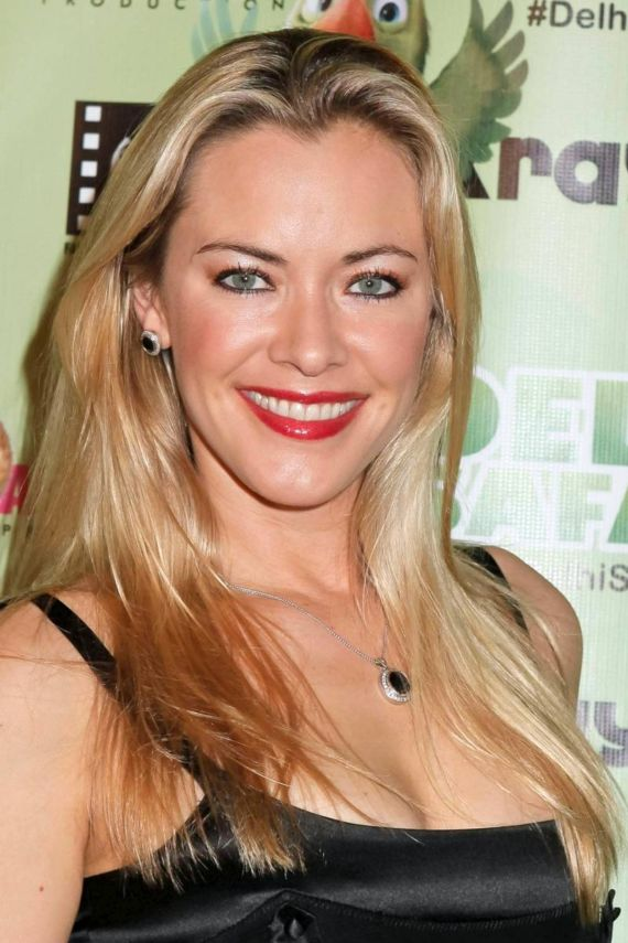 Kristanna Loken At Delhi Safari Premiere In LA