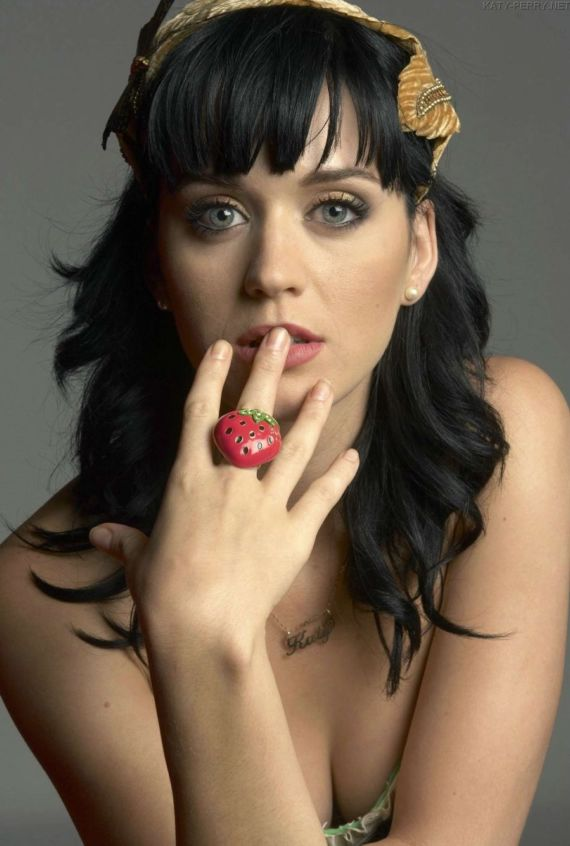 Katy Perry Poses For Gregg Delman Photoshoot