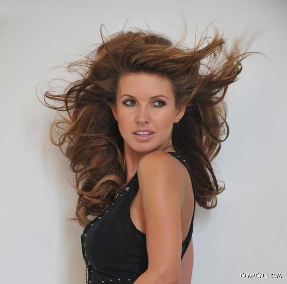 Audrina Patridge For Bongo Shoot