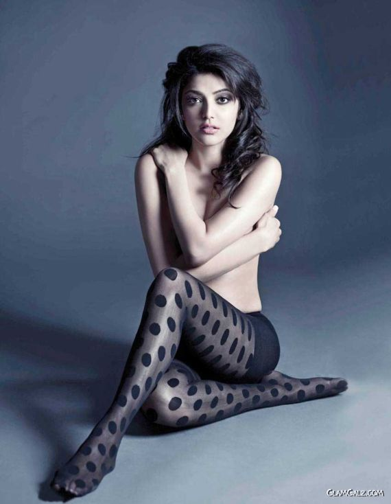 Kajal Agarwal Exclusive FHM Photoshoot