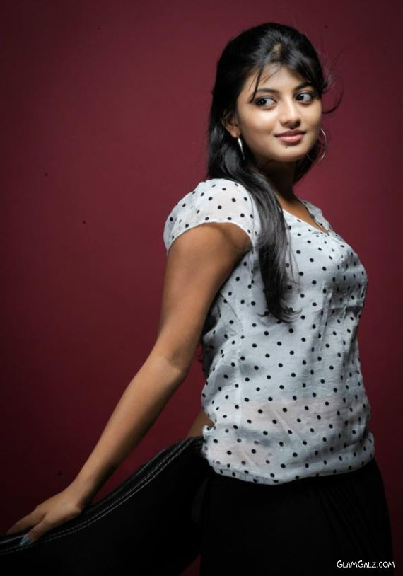Swetha To Rakshita And Now Known As Actress Anandhi