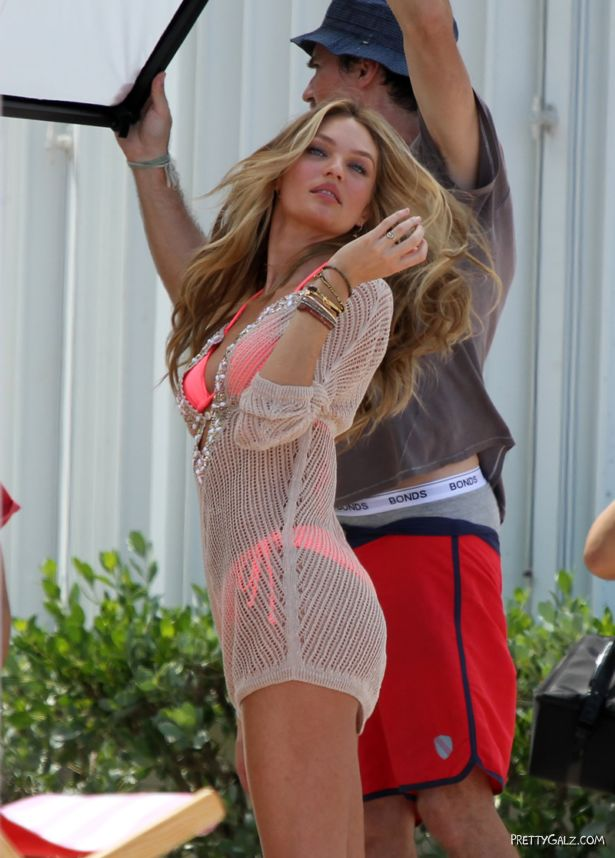 Candice Swanepoel Loves Photography