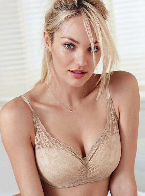Candice Swanepoel For Victorias Secret Feb 2014