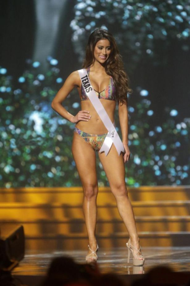 2014 Miss USA Preliminary Swimsuit Round