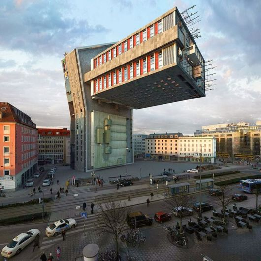 A Building Re-Imagined In 88 Ways