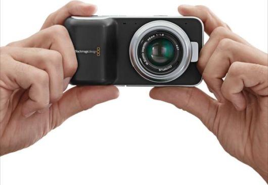 Pocket Sized Blackmagic Digital Cinema Camera