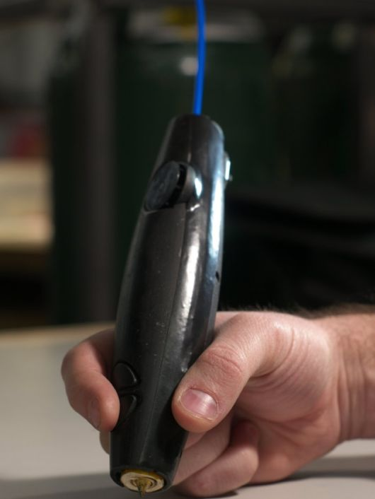 The Worlds First 3D Printing Pen